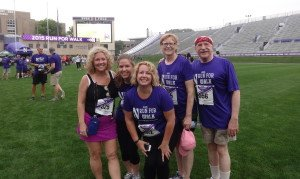 Northwestern University 6K