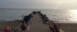 Planks on the Pier, Sunrise Bootcamp