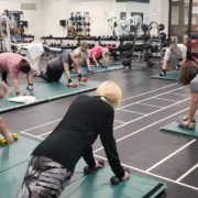 Pop Up Fitness, Core Activation