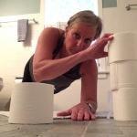 """TP"" Toilet Paper Planks!"